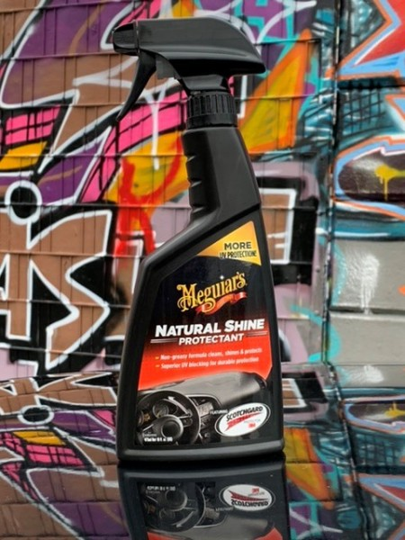 Meguiars Natural Shine Protectant 473ml