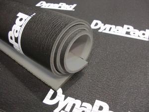 DynaPad, Dämmung, Schaumstoff, selbstklebend, 32″ x 54″