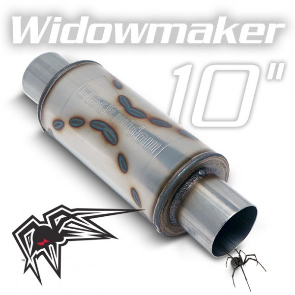 Black Widow Widowmaker 10 2.5""