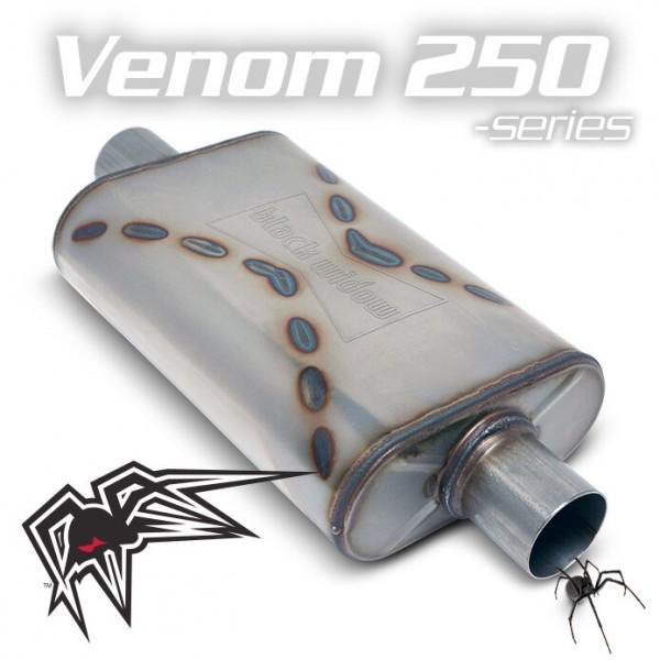 """Black Widow Venom 250 2,5"""" center/center"""